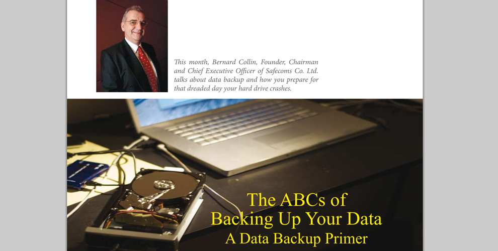 TTO-IT Data Backup in Thailand