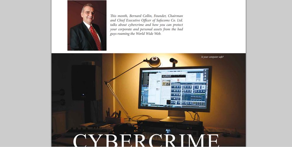 CyberCrime on TTO Magazine