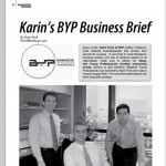 Karin's Business Brief