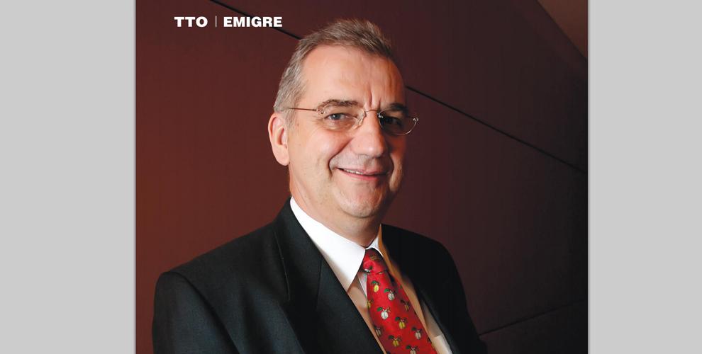 TTO-Emigre- Mr. Bernard Collin